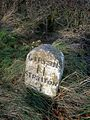 Old Milestone - geograph.org.uk - 624844.jpg