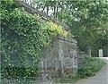 Old railway bridge abutment - geograph.org.uk - 517133.jpg