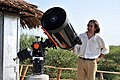 Olivier Sauzereau au Nyota Observatory – Kenya.jpg