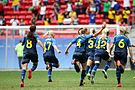 Olympic Games 2016 match between the women's teams of the United States - Sweden. 21.jpg
