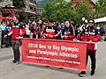 Olympic and Paralympic athletes in Whistler's Canada Day parade (43657264251).jpg