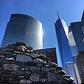 One World Trade Center and Goldman Sachs Headquarters, Manhattan.jpg