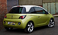Opel Adam 1.4 Slam – Heckansicht, 15. Januar 2014, Düsseldorf.jpg