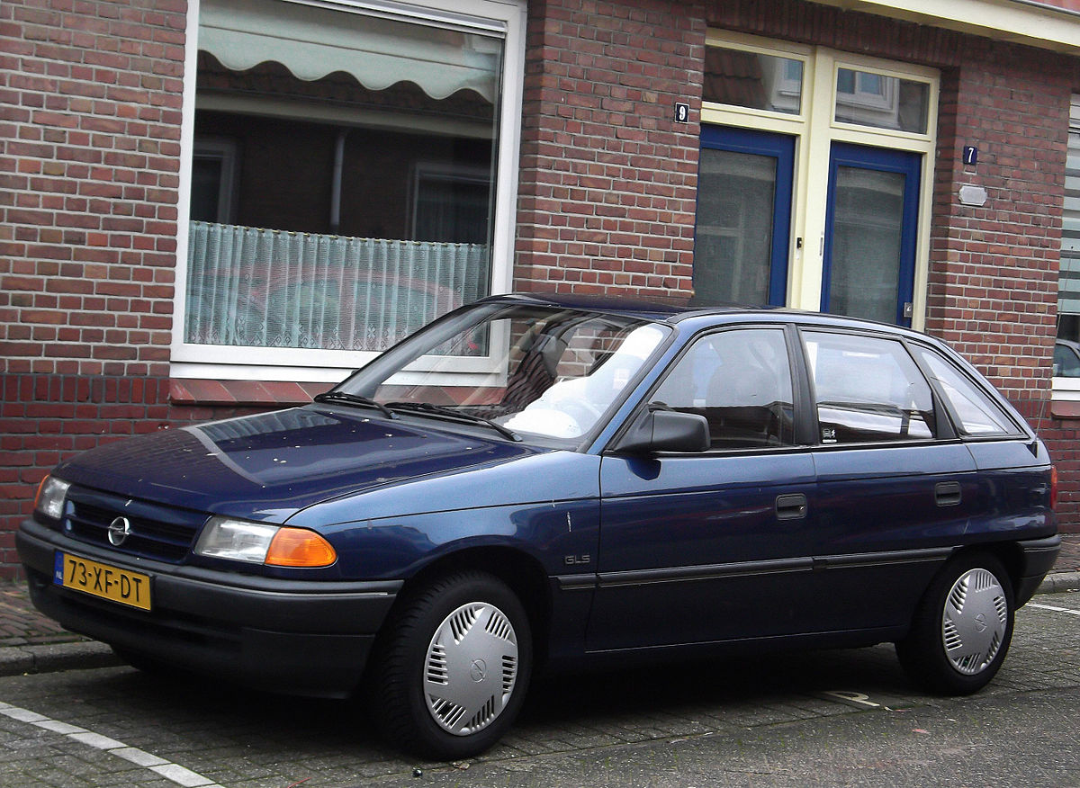 F opel antenne astra Opel Astra