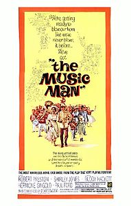 Original movie poster for the film The Music Man 1962.jpg