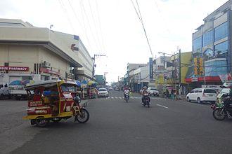 Ormoc - Real Street, 2016
