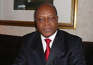 Oscar Kashala - Oscar Kashala in 2010.