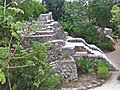 Other Angle Of The Xcaret's Pyramid - panoramio.jpg