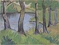 Otto Mueller - Waldsee - ca1919.jpeg