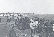 Ottoman soldiers of the Hauran Druze campaign (1910), troops of Sami Pasha al-Faruqi.png