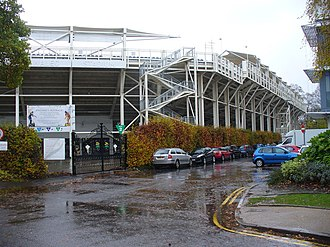 Sophia Gardens (cricket ground) - Outside of the stadium