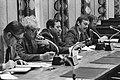 Overleg Kamercommissie Economische Zaken met minister Van Aardenne over het al 8, Bestanddeelnr 931-2580.jpg