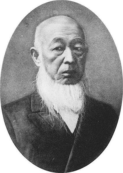 File:Ozawa Keijiro, teacher of the Tokyo Normal School.jpg