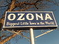 Ozona, TX town sign DSCN1394.JPG