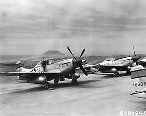 P-51s at North Field Iwo Jima 1945.jpg