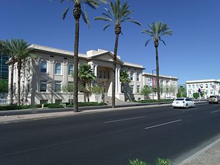 Phoenix Union High School School in Phoenix, Arizona