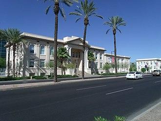 Phoenix Union High School District - Phoenix Union High School