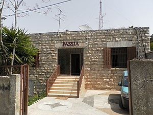 Palestinian Academic Society for the Study of International Affairs - PASSIA building in Jerusalem