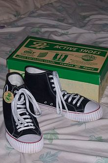 PF Flyers Center High Re-Issue sneakers black.jpg