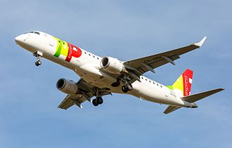 TAP Express - TAP Express Embraer 190