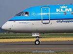 PH-EZK KLM Cityhopper Embraer ERJ-190STD (ERJ-190-100) - cn 19000326 taxiing, 25august2013 pic-3.JPG