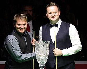 2017 Paul Hunter Classic - Finalists