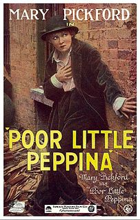 <i>Poor Little Peppina</i> 1916 film by Sidney Olcott