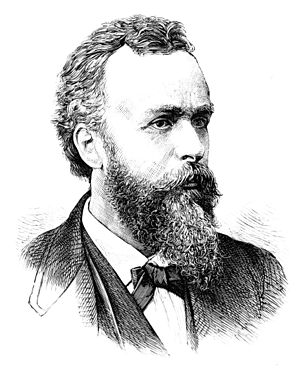 Edward S. Morse - Portrait of Morse published in the Popular Science Monthly