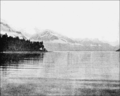 PSM V65 D375 Walter and cecil peaks seen from queenston bay.png