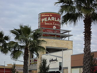 Pearland, Texas - Pearland Town Center