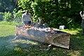 PW - Dugout Canoe Construction (27040014963).jpg