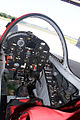 PZL Mielec TS-11 Iskra Cockpit Front KAM 11Aug2010 (14960850956).jpg