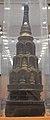 Pagoda Model - Wood - 16th-17th Century CE - Myanmar - ACCN 5730 - Indian Museum - Kolkata 2016-03-06 1836.JPG