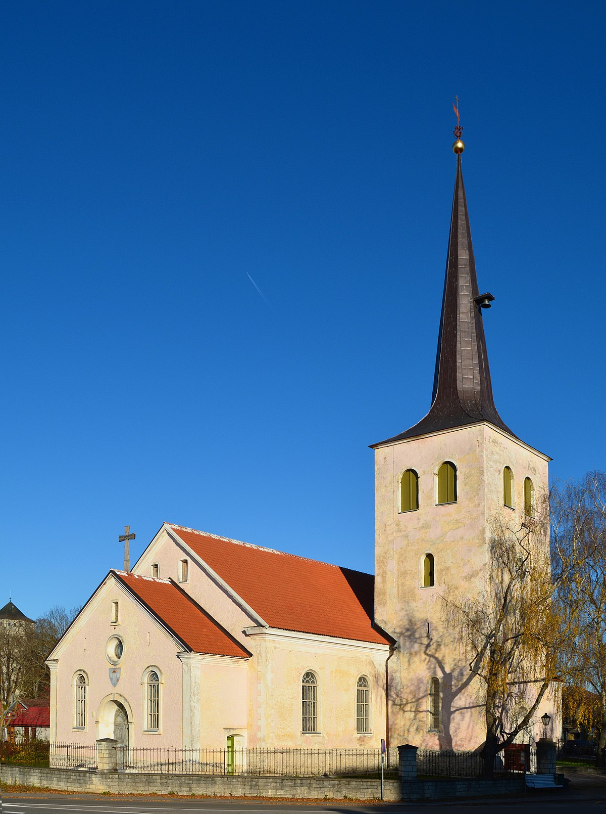 How Market Works >> Paide Church - Wikipedia