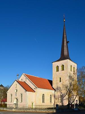 Paide Church - Paide Church