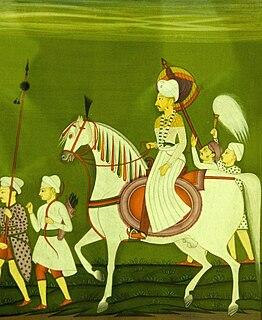 Peshwa of Maratha