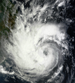 Pakhar as a Category 1 Typhoon 30 - 03 - 2012.png