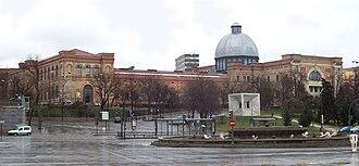 Museo Nacional de Ciencias Naturales - Museum's building
