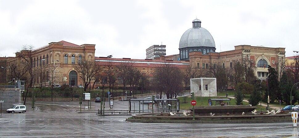 Palacio de las Artes e Industrias (Madrid) 01