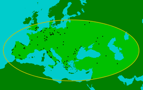 Palaeoloxodon antiquus map without borders.png