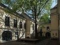 Palais Schönborn Volkskundemuseum Wien 2018 Hof 2.jpg