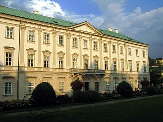 Mirabell Palace - Mirabell Palace in Salzburg, Austria