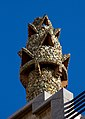 Palau Guell Chimney 1 (5824973149).jpg