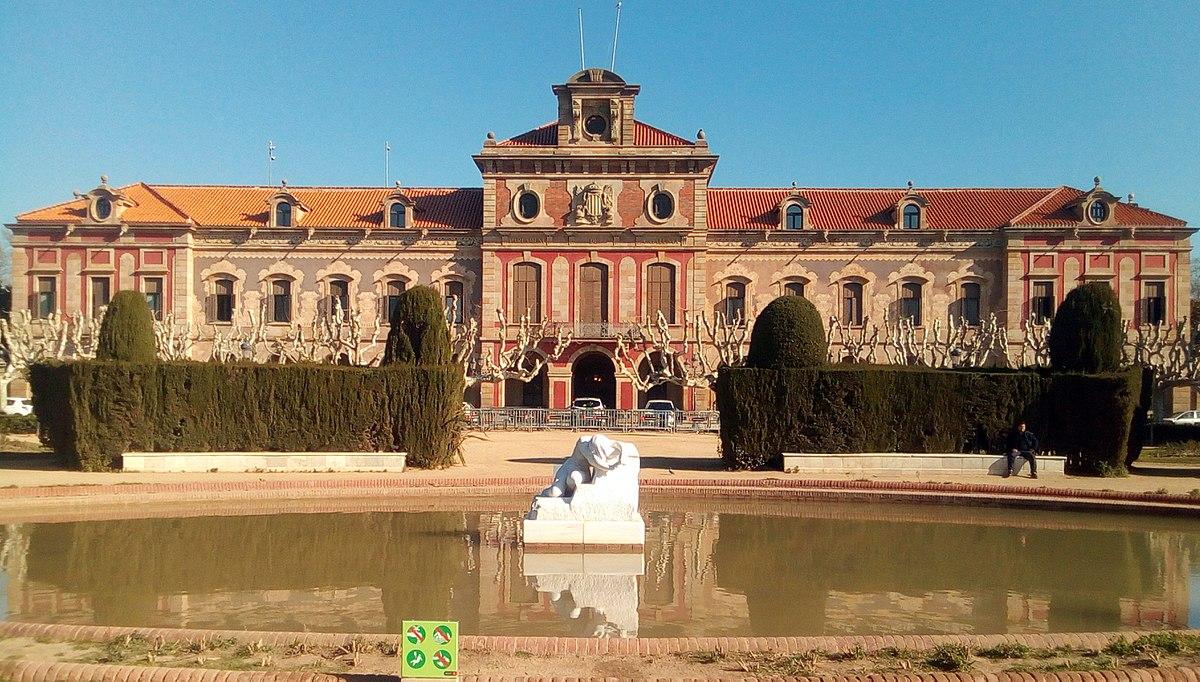 Palacio del parlamento de catalu a wikipedia la for Parlamento wikipedia