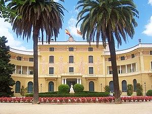 Palau Reial de Pedralbes - Palau Reial de Pedralbes