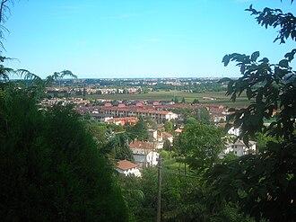 Costabissara - Image: Panorama costa