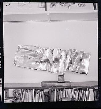 Giò Pomodoro - Image: Paolo Monti Servizio fotografico (Milano, 1964) BEIC 6343292