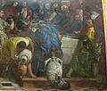 Paolo veronese, nozze di cana, 1563, 05.JPG