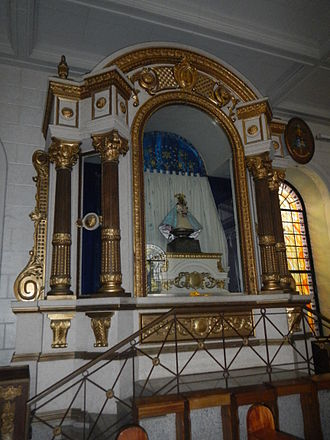 Parañaque Cathedral - Sanctuary left altar