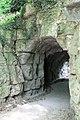 Parc des Buttes-Chaumont, passage souterrain 01.jpg